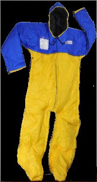 Vêtement isothermique MTDE